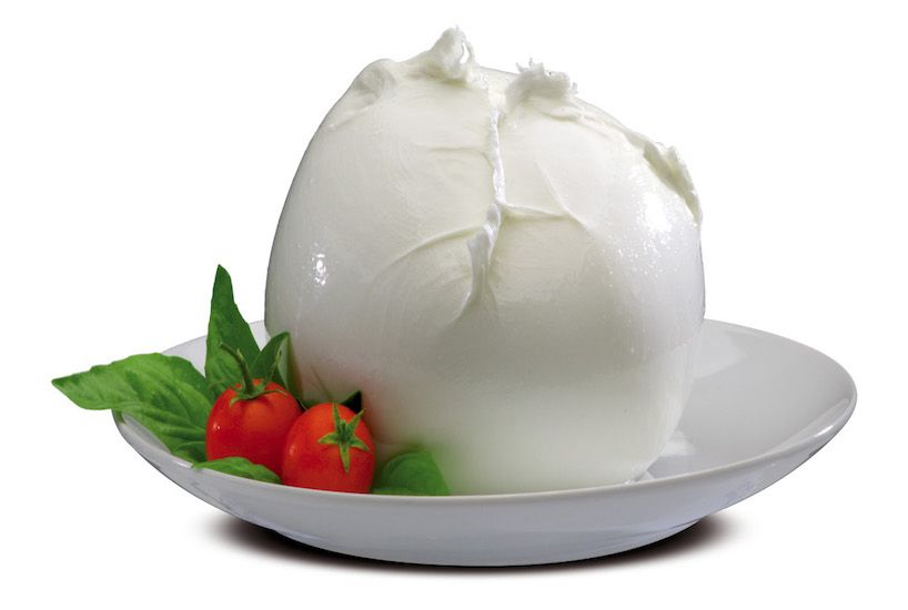 Una mozzarella a Pechino